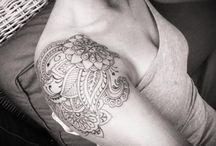 Tattoos / by Melissa McDoniel