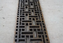 Patterns for Ironwork / Inspiration for a pedestrian gate design / by Krrish Malcolm