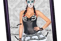 Mix It. Match It. Make It Your Own Womens Costumes! / Transform this Halloween into a unique character! And with tons of costumes and accessories, it's easy! Sassy & flirty or mysterious & Gothic--Party City has a huge assortment of these styles & more to choose from! / by Party City