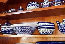 POLISH POTTERY ADDICTION / by Becky Miller