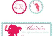 Birthday Party Ideas / by Jenn Tuten
