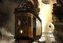 Trenes y Tranvias / by Ana Manfredi