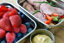 Gluten Free School Lunches / by Maranda Carvell RHN