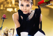 Fashion ~ Style ~ Audrey Hepburn / by Anna Woo