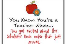 Teaching / I am a secondary British lit teacher! Enjoy my board! / by Dawn Booty-Wilmott