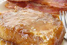 breakfast ideas  / by Jennifer Leiker