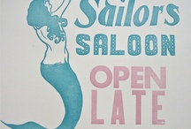 Sea Creatures / by Allison Melton