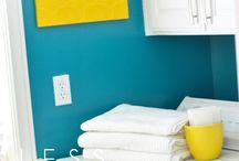 Laundry Room / by Chantel Boyd