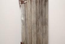 Chris - Barn Door / by Cass Hickman