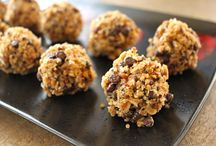 Healthy - Cookies / by Shelley Eckersley