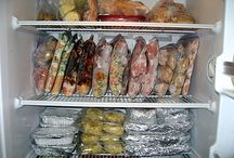 Freezer meals / by Jen Rahde