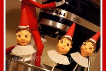 Elf on the Shelf / by Brianne S