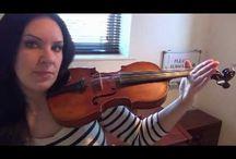 Music: Violin / by ecoMomical Me