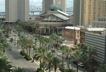 Places to Go in New Orleans / While I'm at the RT Booklover's Convention the week of May 12th, there are places I want to go. / by Eliza Gayle