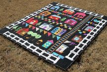Houses quilts / by Nicky Eglinton