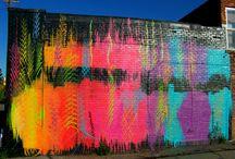 Public Art : Detroit. / by Taylor Laura