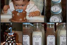Birthday party ideas / by Danielle Wilson