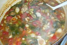 Soups - Stews / by Karriann Graf