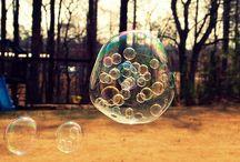 Bubbles / by Channing Allard