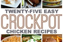 Crock Pot Recipes / by Melissa B.