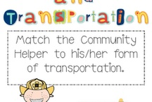 Community Helpers / by Bernadette (Mom to 2 Posh Lil Divas)