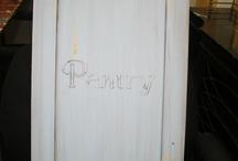 vG Furniture Make up Cabinet Concealer (Glaze) / by van Gogh Furniture Paintology