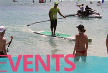Events / Great information and photos from stand up paddleboard events.  www.supconnect.com / by supconnect