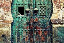 Doors / by Siobhan Blanckaert