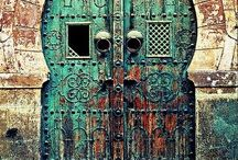 Doors / by Mary Anne Raymond
