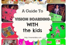 Vision Board Ideas / by Shantelle McBride
