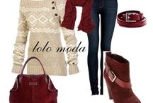 winter fashion / by Kayla Poe