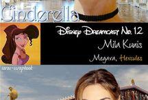 Disney for Lifeeeee / by Kalyn Wendholt
