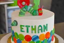 Jett's 1st birthday / by Lisa Newby