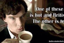 Sherlock / by Cynthia Leonard