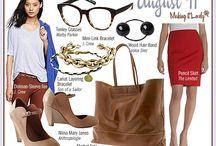 Style Ideas / by Adrienne DeLuna