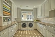 Laundry Rooms / by hd STYLE STUDIO