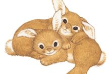 Just Too Cute Illustrations / by Debbie Bailey Ray