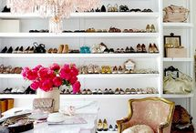 Closets / by Claudia (Imparato) Lindheim