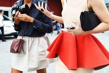 Walk, walk fashion baby. / by Erin Brady