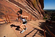 Fitness / by Heather Menzie