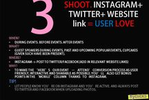 Digital Marketing / Digital Marketing, Email Marketing, Social Media Marketing, Blogging, Content Management / by Anika Jaffara