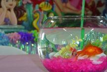 lil mermaid party / by Taylor Culver