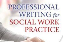 Social work / by Katie Barber