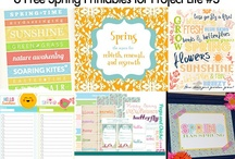 Free printables photobook / by nordic girl
