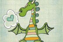 Dragons / by Jakob Barnard