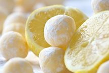 Lemony Sweets / by Kate Wood