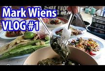 Mark Wiens Food and Travel Vlog / by Mark Wiens