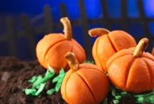 pumpkin baby shower / by Tari Garcia Myers