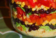 Salads / by Keeley Kuculyn