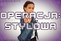 Operacja: Stylówa, edycja polska / by MTV Polska